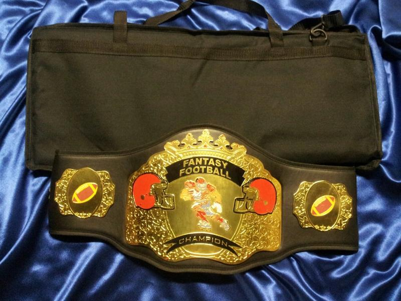 championship title boxing wrestling belt case