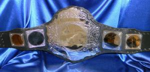 emperor custom chrome world championship custom title belt proambelts