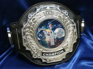 custom fantasy football championship metal belt league draft