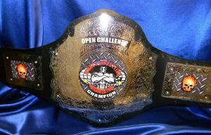 emperor chrome world championship title belt award trophy mma boxing wrestling chrome
