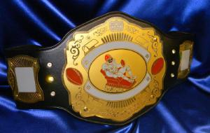 custom championship title belt fantasy football couch
