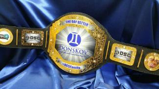 strength and condition trophy title belt custom boxing belt