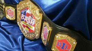 bash championship boxing custom belt