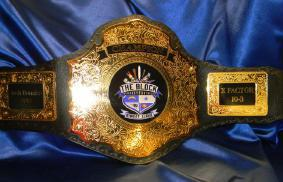 fantasy football championship custom belt