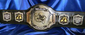 fantasy football custom championship balling belt award