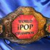 ipop industries newest promotional item to boost sales and moral, and we've heard that this belt has driven up company spirits and is the talk of the office!