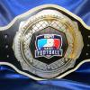 espn championship title belt. Inside team at ESPN does inside competition, of course they are do.. they don't just talk about news all day, they love sports! they compete, it's in their blood- they love ProAmBelts!! espn custom football belt