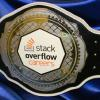 prometheus custom championship title belt stock overflow stack option award