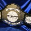 mma showdown promotions new custom championship world title belt for their mixed martial arts fights