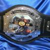 optimus prime transformers custom championship title belt and fantasy belt award designed by the customer and produced by www.proambelts.com