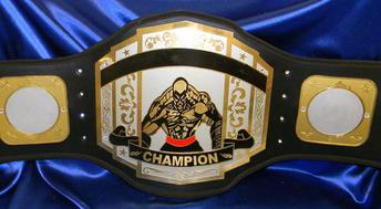 unstoppable custom championship title world belt