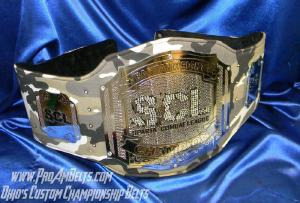 custom belt championship mma title belt proambelts camouflage leather