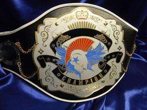 sparta helmet championship title world heavy belt proambelts