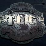 brass championship title belt working in progress mma boxing