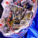 world of boxing championship title belts custom ProAmBelts belts