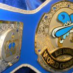 dick's sporting good custom championship world title belt stacked plating heavy replica belt proambelts