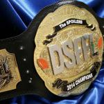 dsffl custom fantasy football championship belt stacked heavyweight wrestling  mask and amazing multi layer metal plating and and cuts for a really heavy and thick custom championship by by ProAmbelts