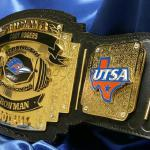 USTA university of Texas San Antonio memorial championship custom belt. We were hired by them and was given a huge list of expectations and we surpassed them in every way and they loved the belt. www.proambelts.com custom championship heavy belts
