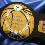 fanduel.com custom championshpi basketball belt. We have done all their championship belts and they are the best online Fantasy sporting website and you can win a ton of money,, and also a belt that weighs a TON!