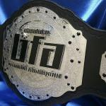 grappling custom championship title belt stack embossed professional award trophy winner