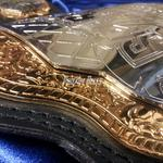 mma custom championship title belt ProAmBelts