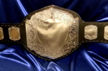 vicious championship custom title belt high quality embossed strap