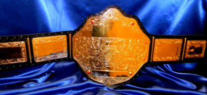 famous big gold replica wwe hardcore world heavyweight custom championship title belt