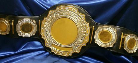 custom championship metal blank belt fast and sale