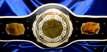 prometheus championship fantasy football title belt