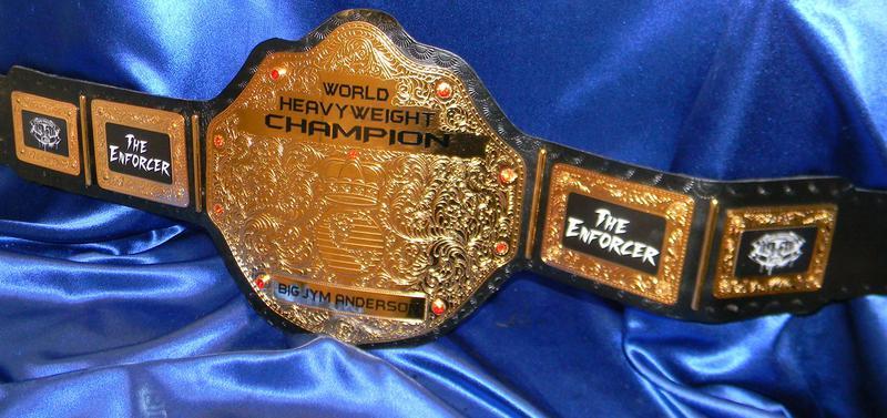 custom championship title belt trophy ideas for football